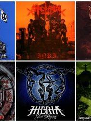 "10 das melhores bandas brasileiras de Metal, segundo a revista ""Metal Hammer"