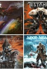 """2016 – Os 10 melhores álbuns do """"Metal"""