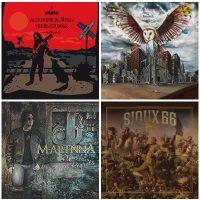 "2016 – Os 8 melhores álbuns do ""Rock Nacional"