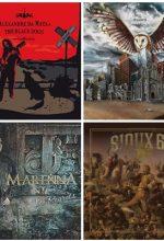 "2016 – Os 12 melhores álbuns do ""Rock Nacional"