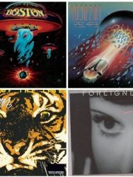 "Playlist do Rock – ""O melhor do AOR – Rock de Arena"