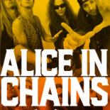 """Livro: """"Alice in Chains: a história não revelada"""