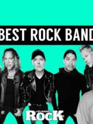 As 50 melhores bandas de rock de todos os tempos.