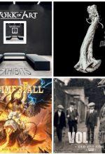 Lista de álbuns – Lançamentos 2019 – Discos de Rock