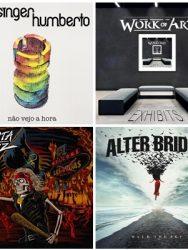 Lista de álbuns – Lançamentos do Rock 2019