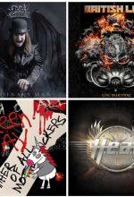 Lista de álbuns – Lançamentos do Rock 2020