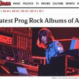 Os 50 melhores álbuns de Rock Progressivo de todos os tempos.