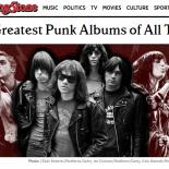 Os 40 melhores álbuns do Punk de todos os tempos.