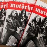 """Livro: """"A história não contada do Motörhead"""