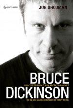 """Livro: """"Bruce Dickinson, Os altos voos com o Iron Maiden…"""