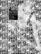 """Livro: """"Dance of Days, duas décadas de punk na capital dos EUA."""