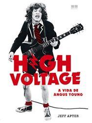 "Livro: ""High Voltage, A vida de Angus Young"