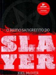 "Livro: ""O Reino Sangrento do Slayer"
