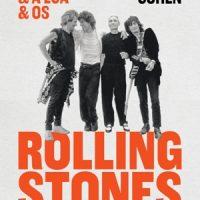 """Livro: """"O sol & a lua & os Rolling Stones"""