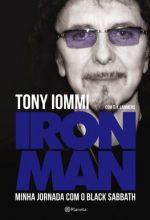 "Livro: ""Tony Iommi, Iron Man: Minha Jornada com Black Sabbath"