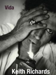 "Livro: ""Vida – Keith Richards"