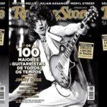 Os 100 maiores Guitarristas de todos os tempos.