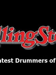 """Os 100 melhores bateristas de todos os tempos, segundo a revista """"Rolling Stone"""