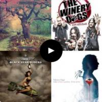 """Playlist Deezer – """"Rock – 2015 – Lançamentos"""