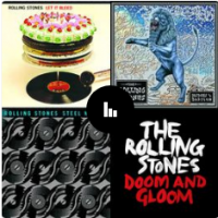 "Playlist Deezer – ""Rolling Stones – Top 20"