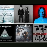 Lista de álbuns – Lançamentos 2017 – Discos de Rock